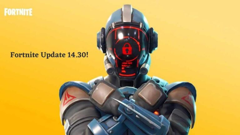 Fortnite Update 14.30: Patch Notes, Update Size, New Mode, All Information