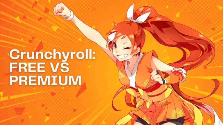 Crunchyroll Free Vs Premium: Comparison [2021]