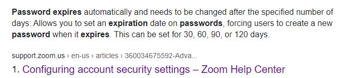 zoom error code 1054