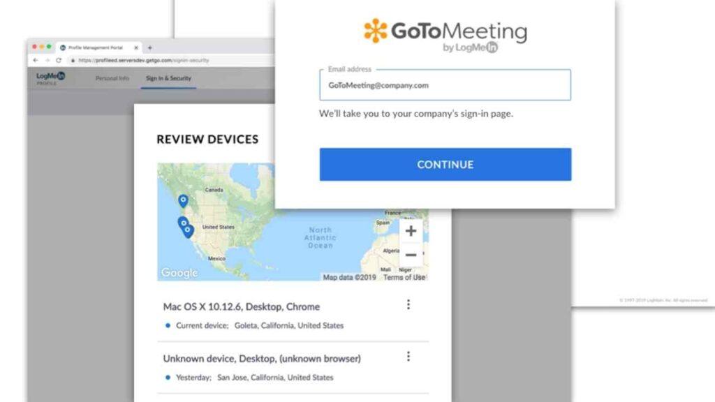 go to meeting alternatives microsoft meeting