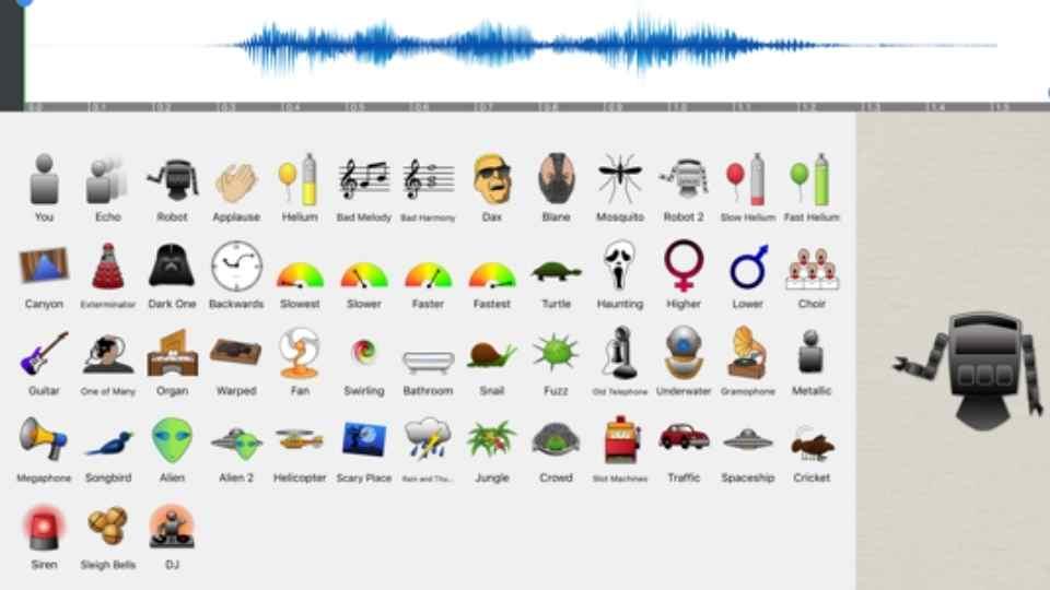 voice changer plus for google meet