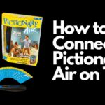 How to Connect Pictionary Air to TV?