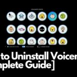 How to Uninstall Voicemod