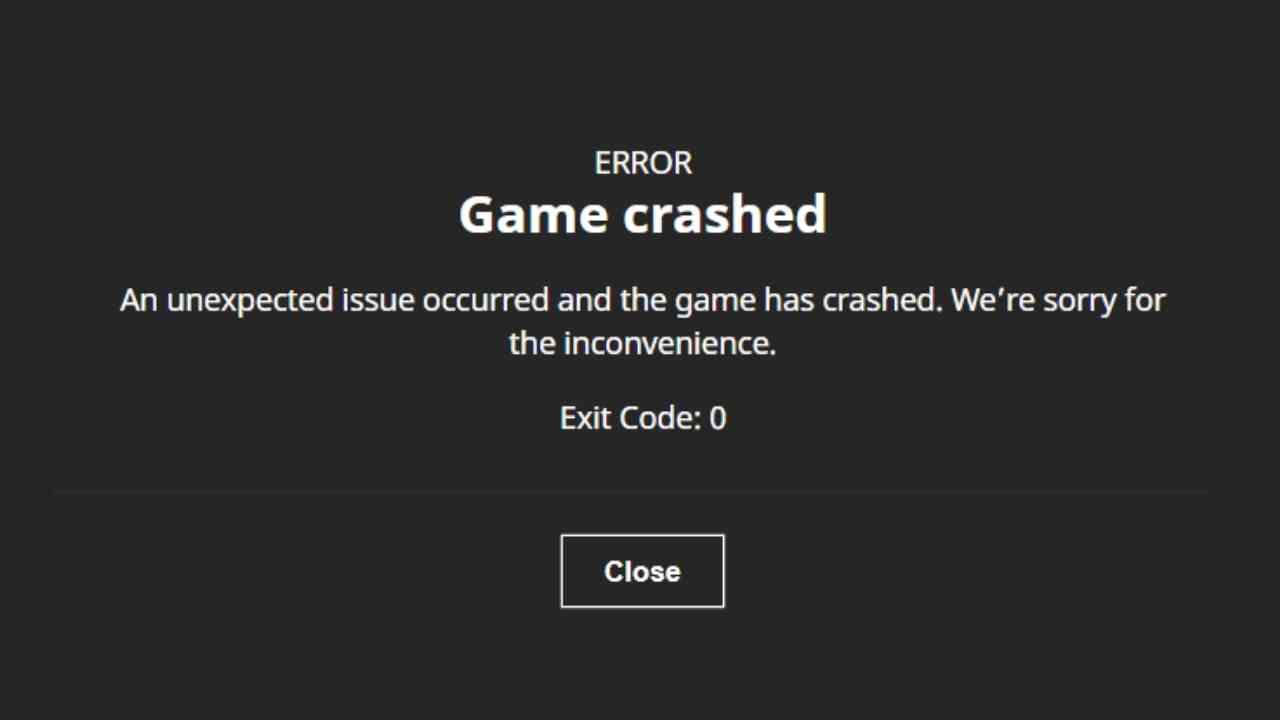 Minecraft Error Code 0 Runtime Error Fix (1)