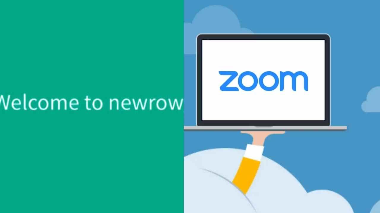 Newrow vs Zoom