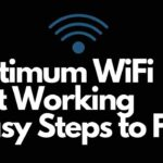 Optimum WiFi Not Working
