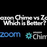 Amazon Chime vs Zoom