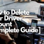 How to Delete Uber Driver Account