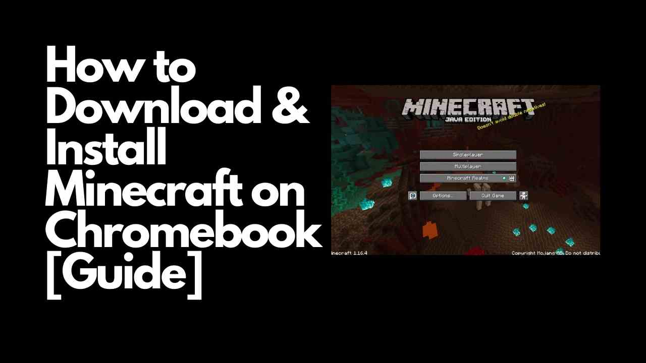How to Download & Install Minecraft on Chromebook [Guide]