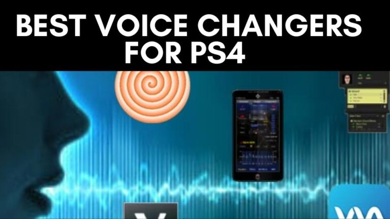 3 Best Voice Changers for PS4 [2021]
