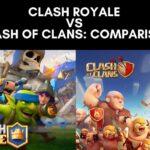 Clash Royale vs Clash of Clans (1)