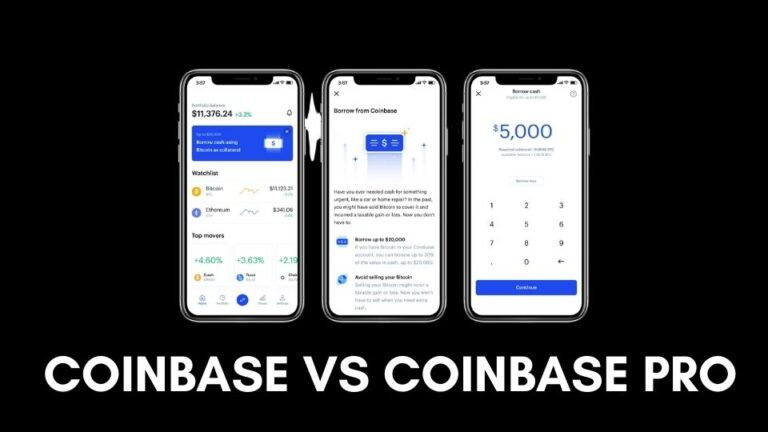Coinbase vs Coinbase Pro: Know the Difference [2021]