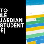 How to Disable GoGuardian as a Student