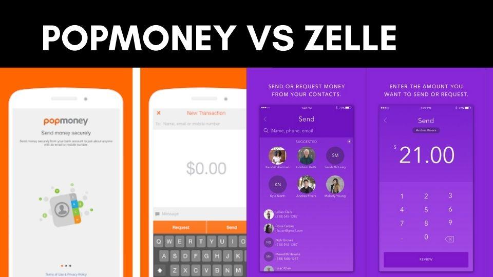Popmoney vs Zelle