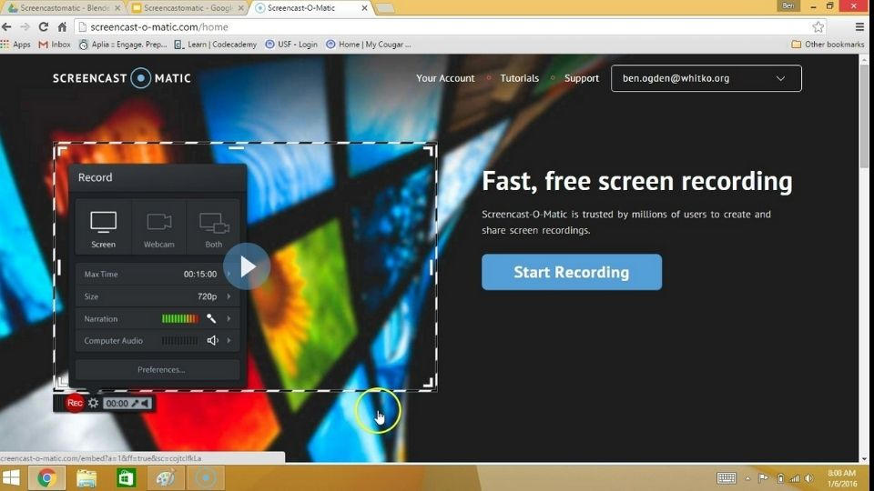 Screen Recorder for Roblox