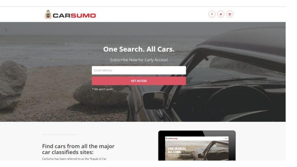 carsumo Sites like Carvana