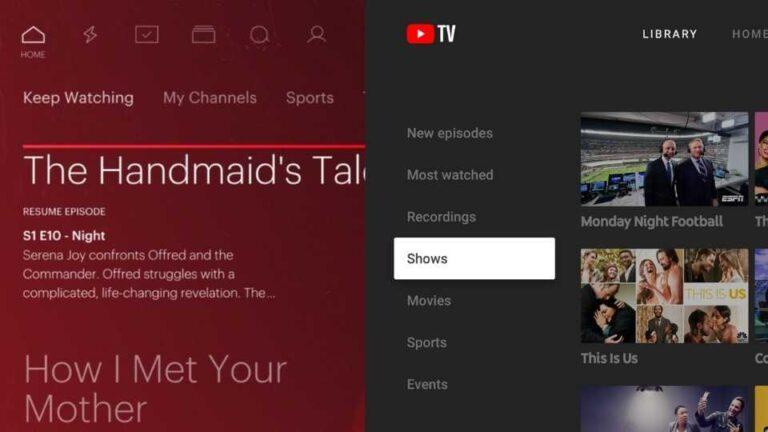 Hulu Live TV vs Youtube TV: Comparison [2021]
