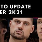 How to Update roster 2k21