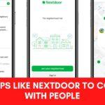 Apps Like Nextdoor