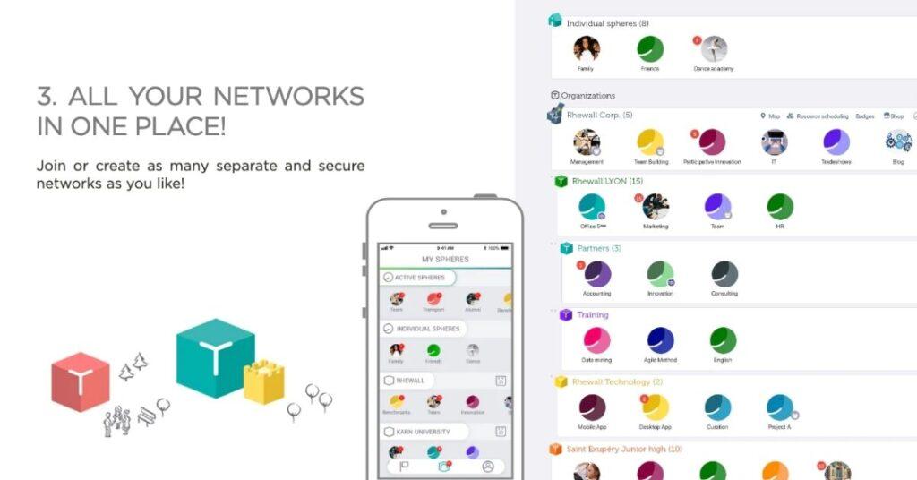 Apps Like Nextdoor alternatives