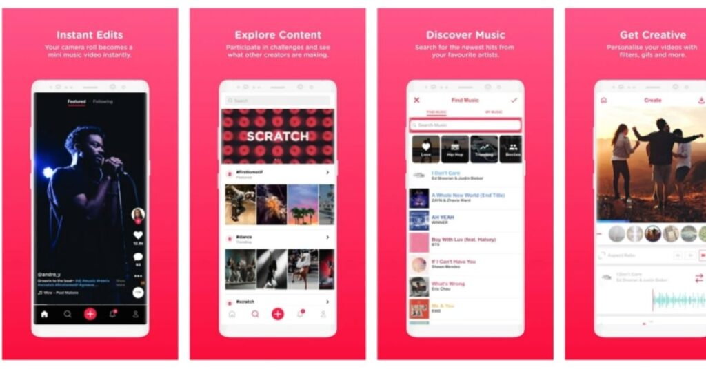 Apps like Funimate alternatives