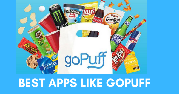 Best Apps Like GoPuff alternatives