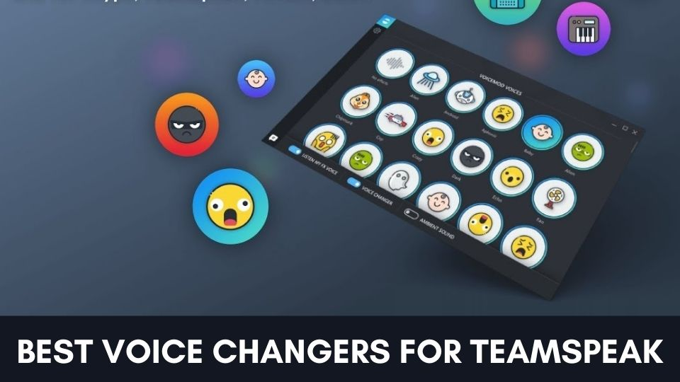 voice changers for teamspeak