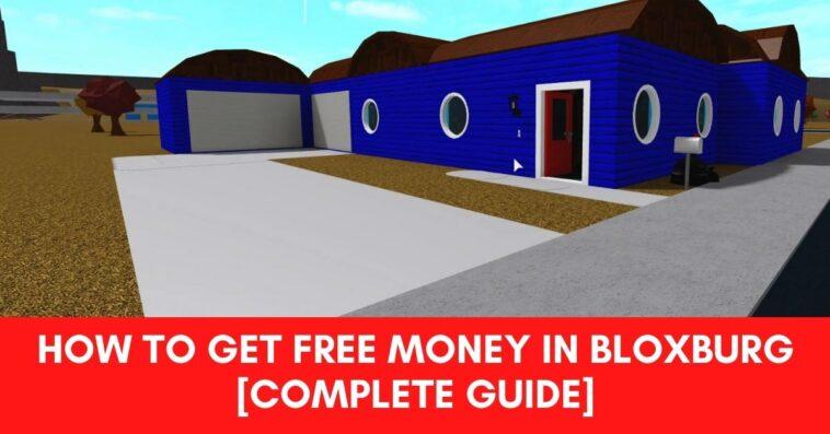 How to Get Free Money in Bloxburg