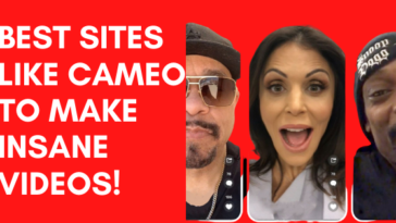 Sites Like Cameo alternatives