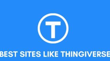 Sites Like Thingiverse alternatives
