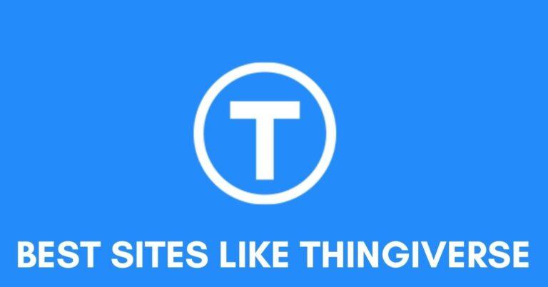 8 Best Alternative Sites Like Thingiverse [2021]