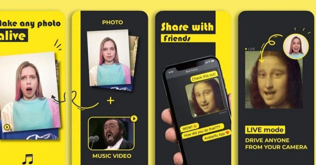 apps like wombo
