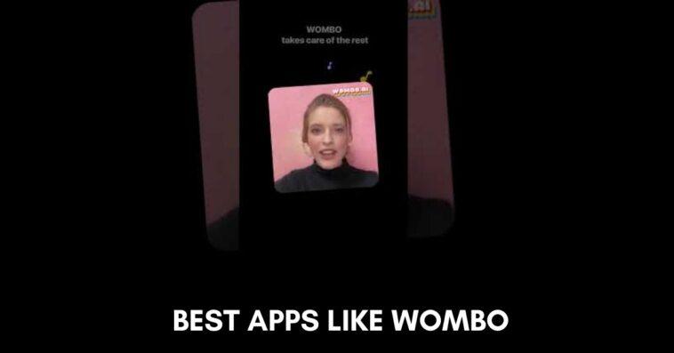 best apps like wombo alternatives