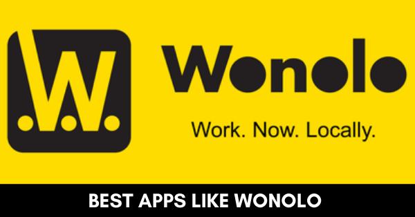 best apps like wonolo