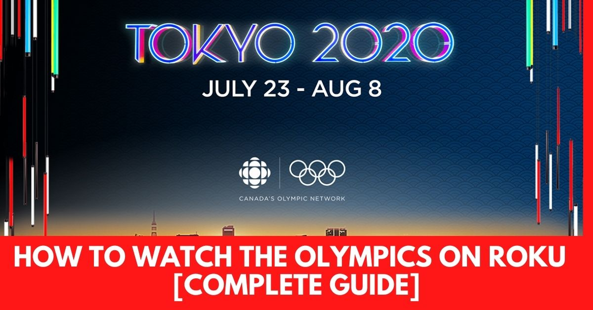how to watch the olympics on roku