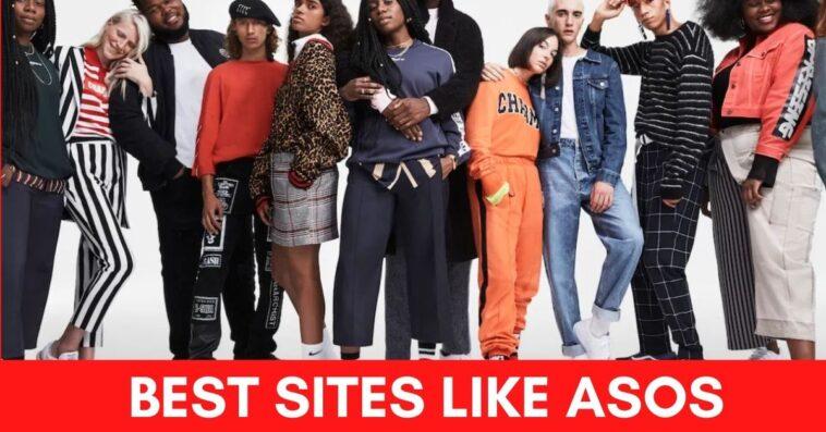 sites like asos alternatives