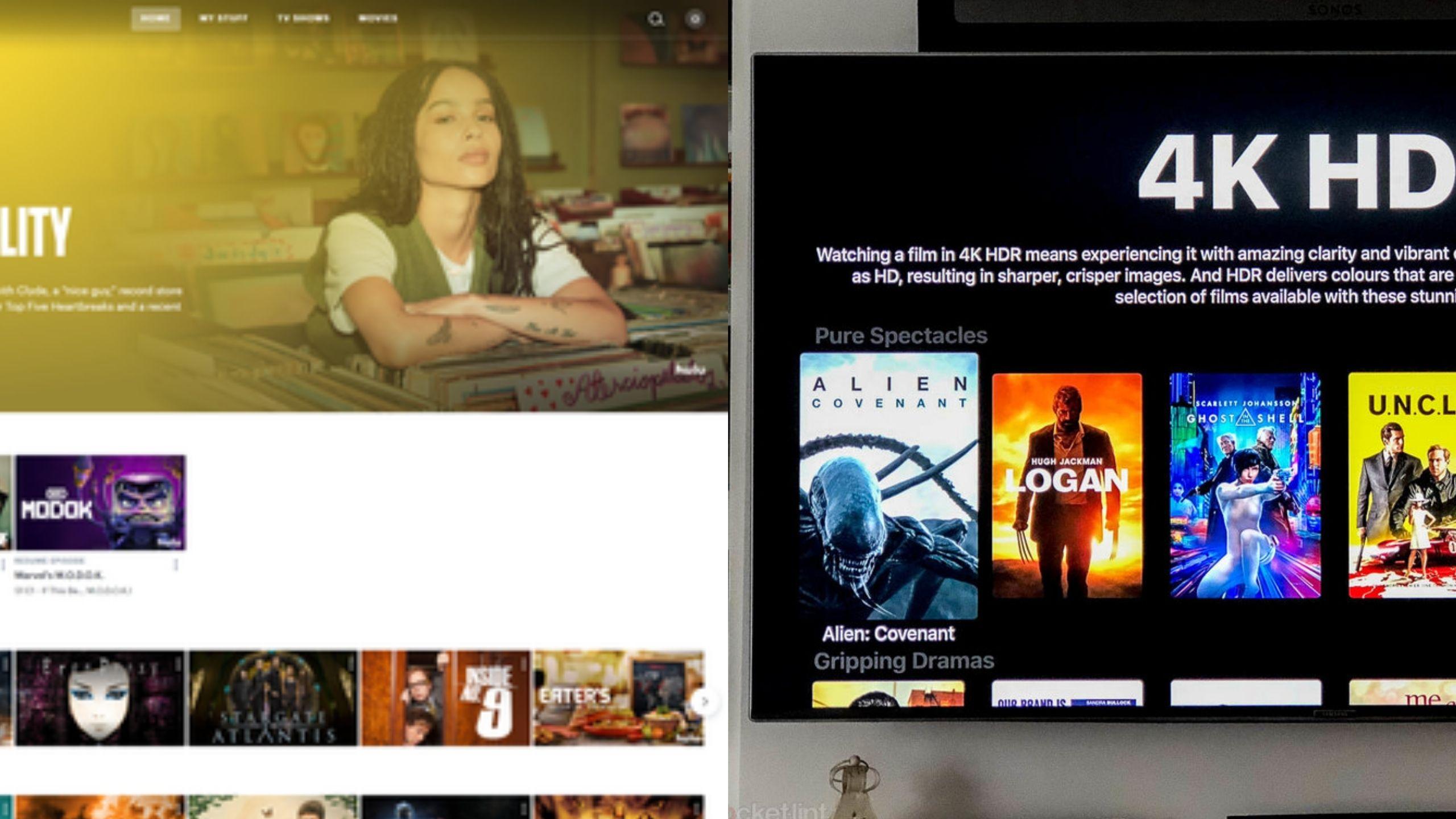 Apple TV vs Hulu