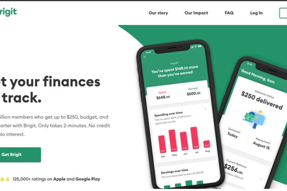 Brigit App Review