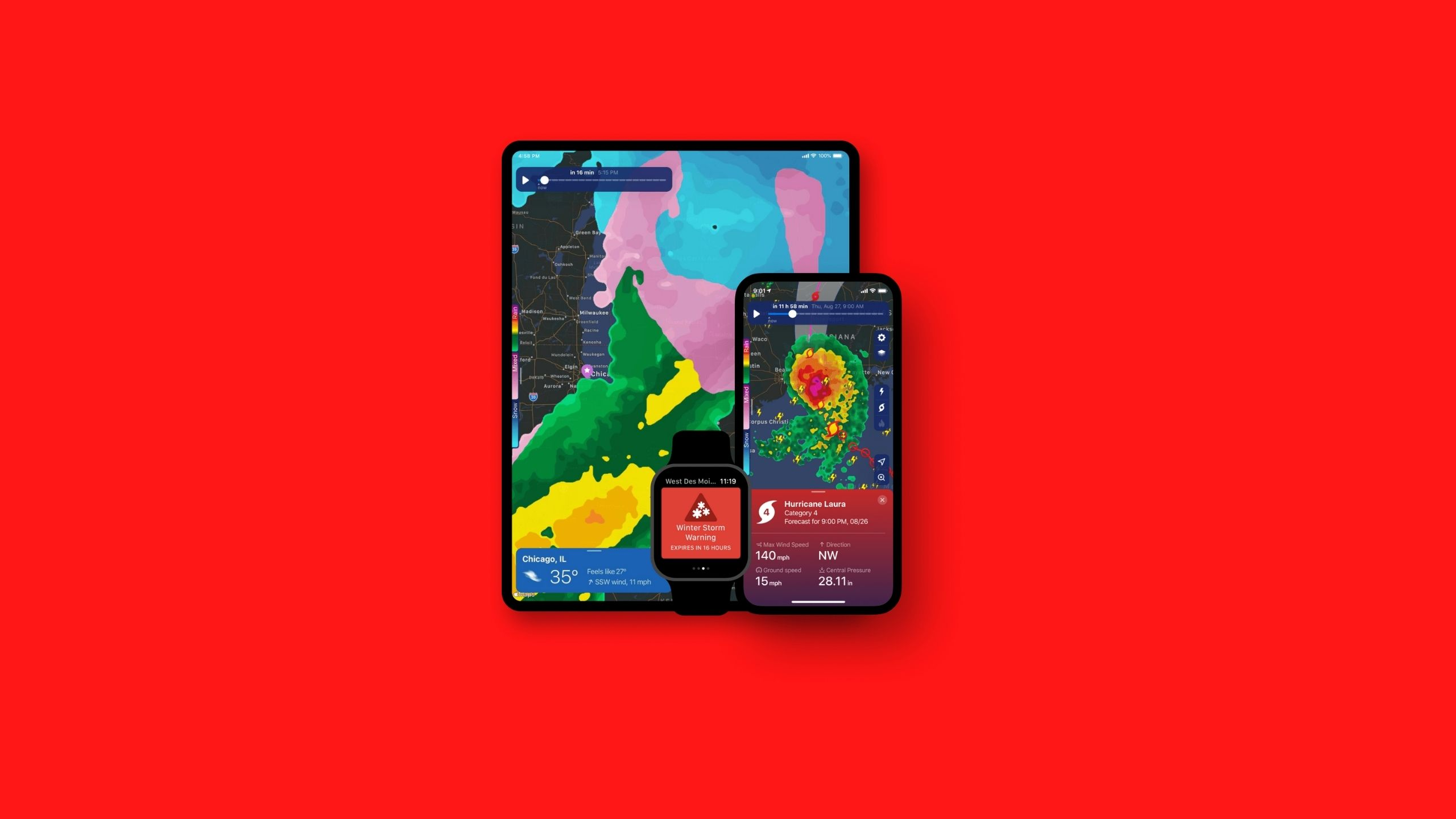 Clime Weather App Review