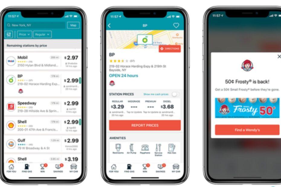 GasBuddy App Review