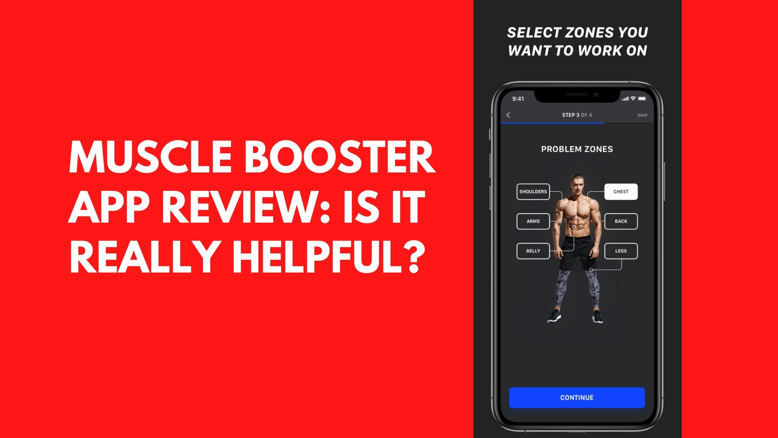 Muscle Booster App Review