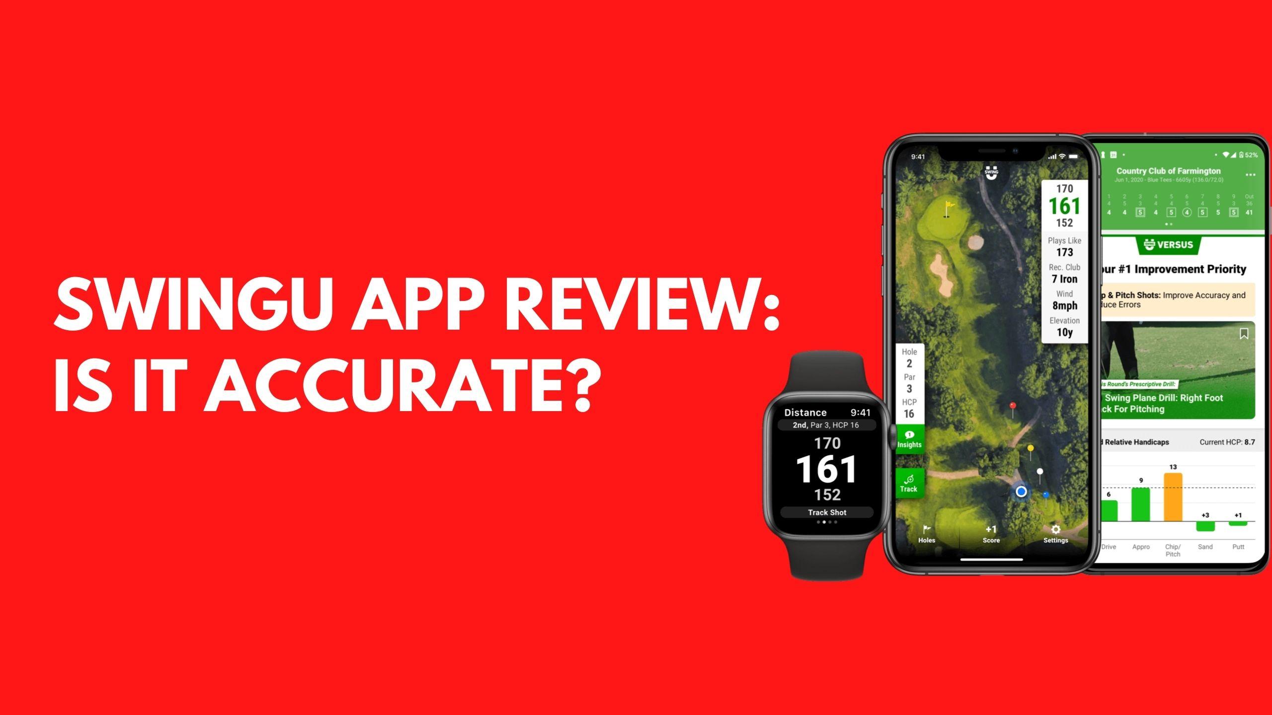 SwingU App Review