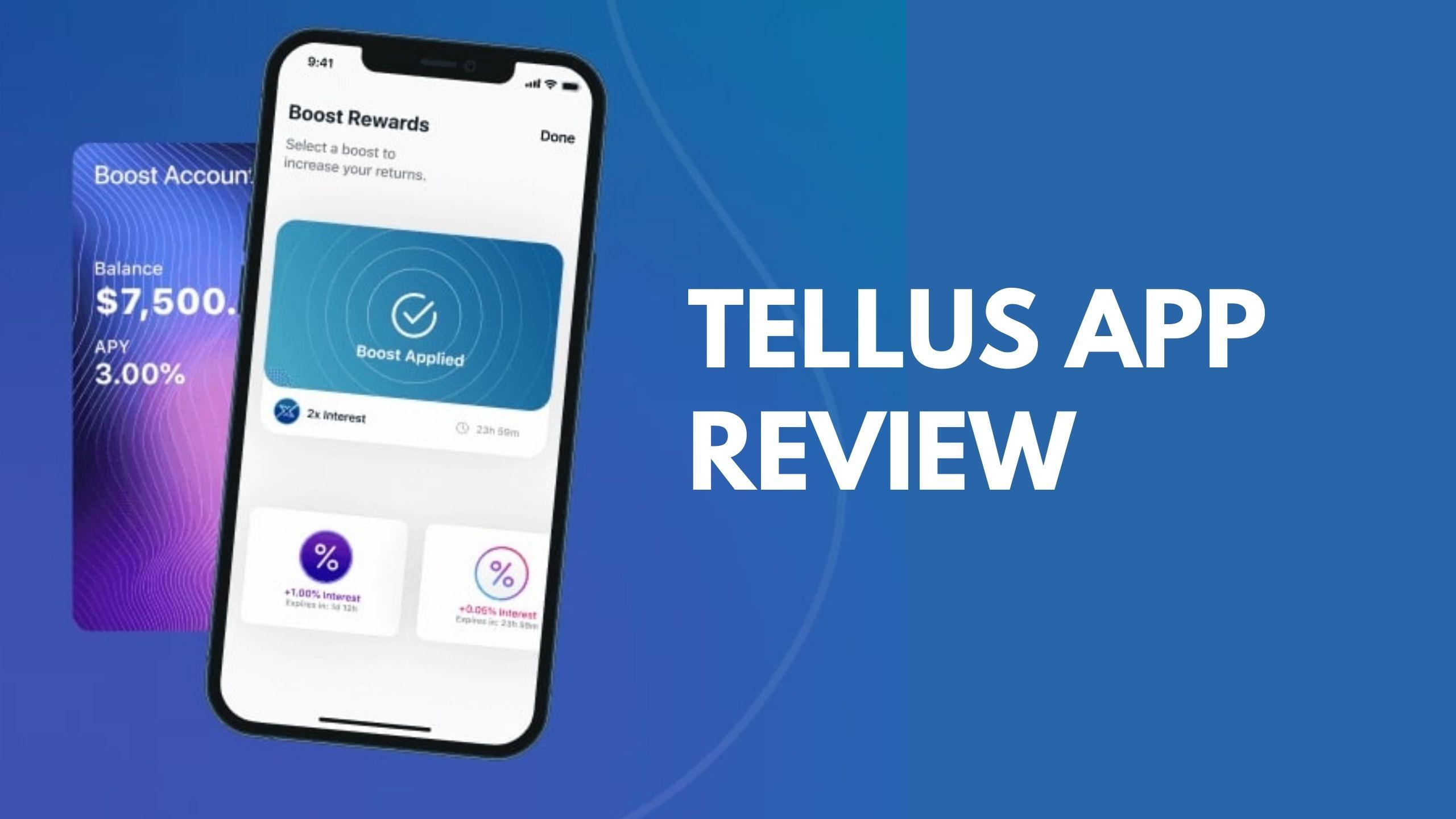 Tellus App Review
