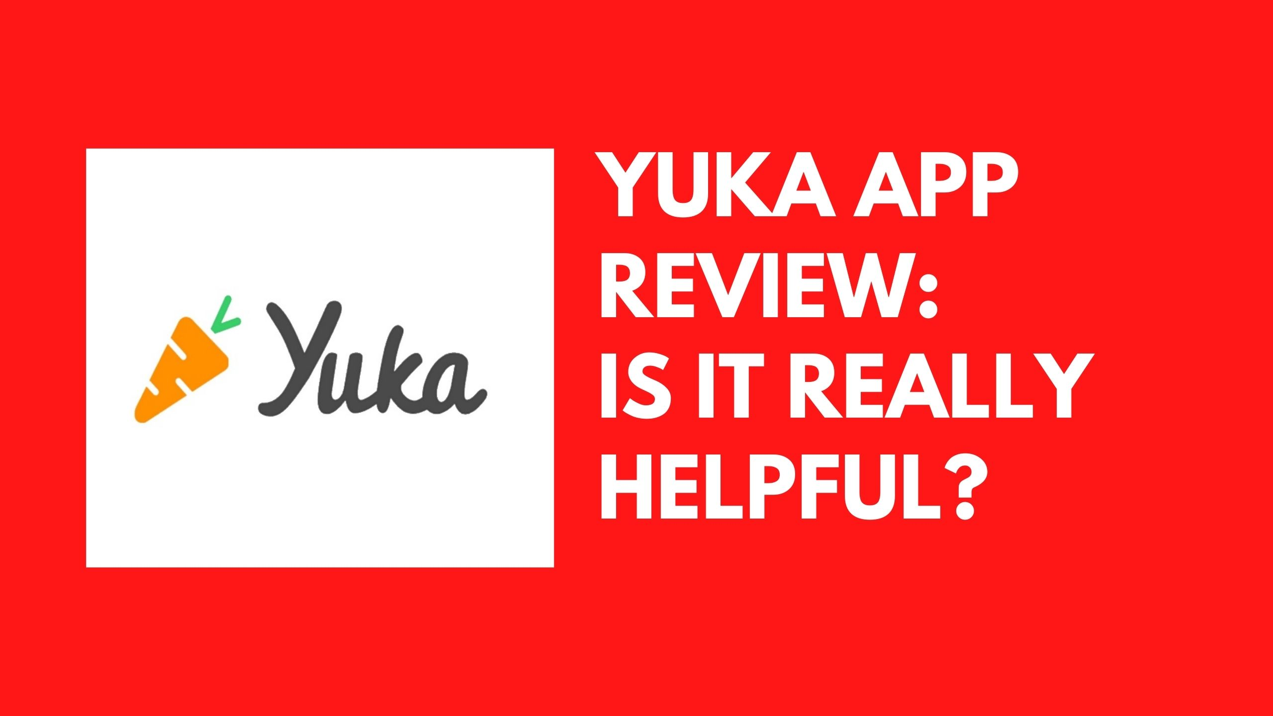 yuka Box App Review