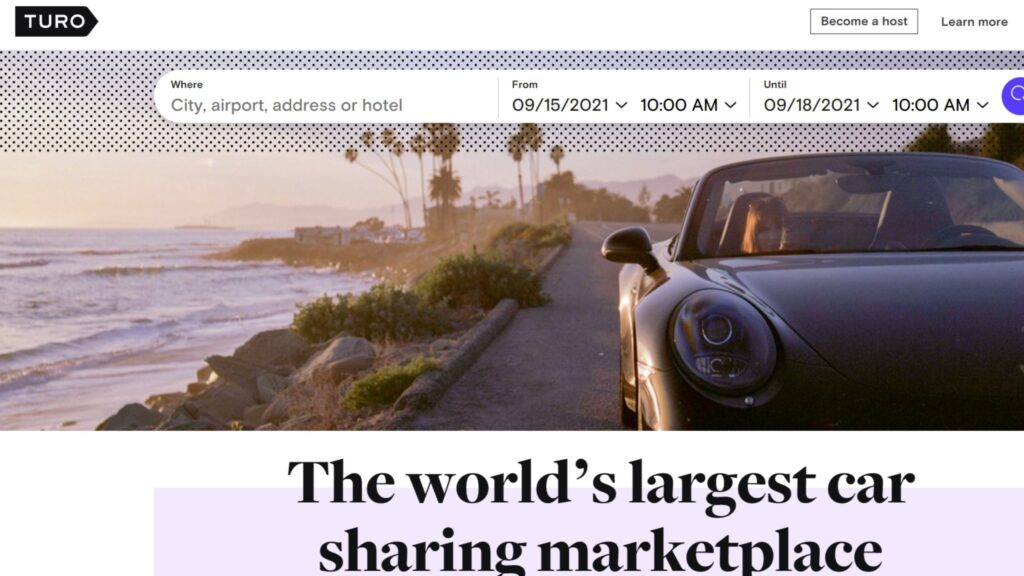 Turo vs Zipcar